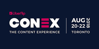 content marketing, digital marketing, content, CONEX, marketing, conference